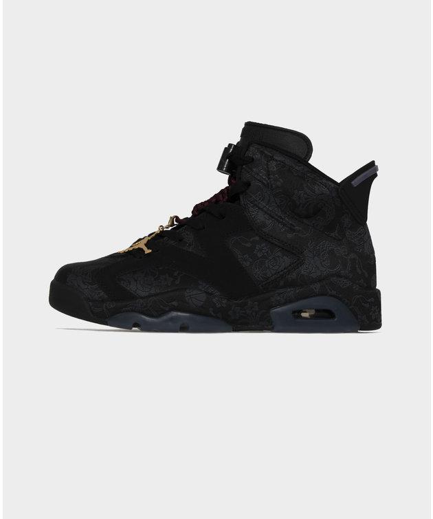 Nike Air Jordan 6 Retro Singles Day Black