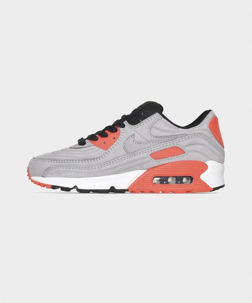 Nike Air Max 90 QS Night Silver/Bright Crimson