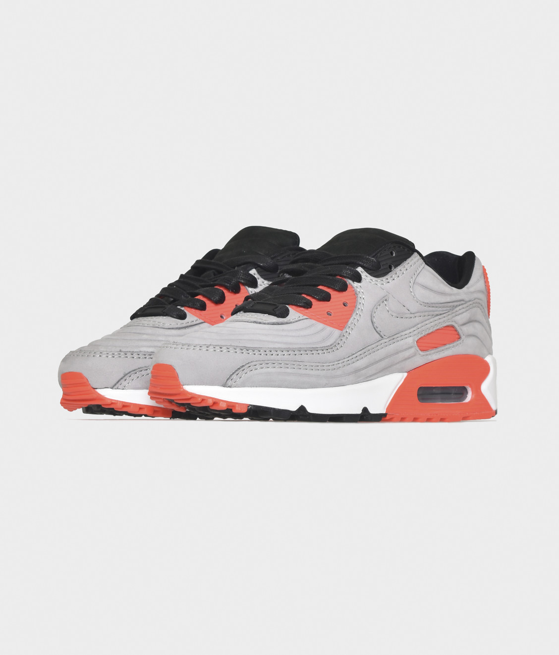 Nike Nike Air Max 90 QS Night Silver/Bright Crimson