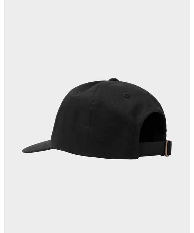Stussy Stussy Stock Low Pro Cap Black