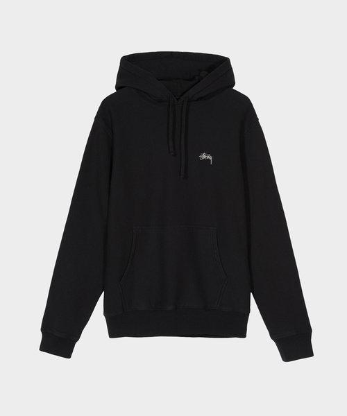 Stussy Logo Hood Black