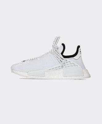 Adidas Pharrell x Adidas NMD Hu White