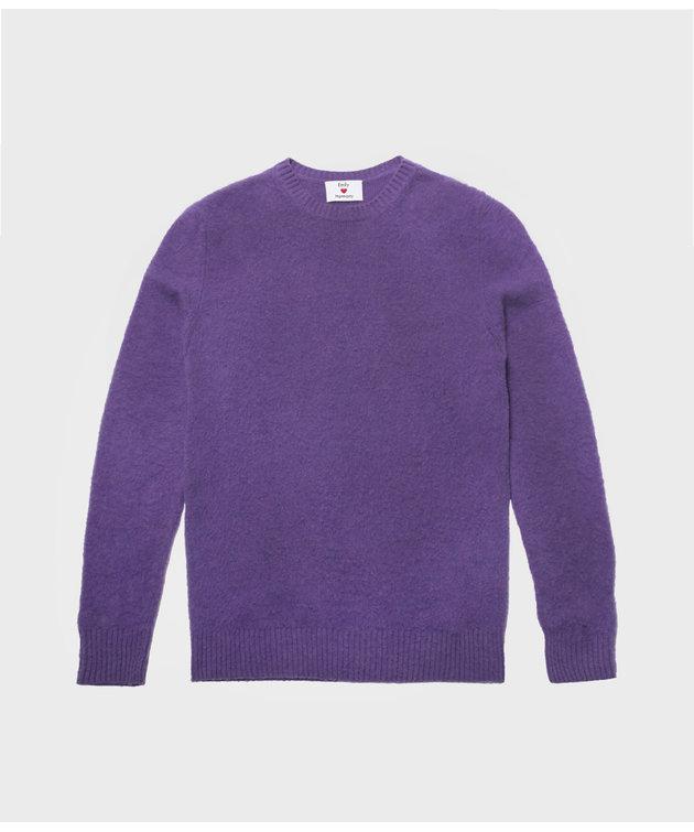 Harmony Harmony X Emily Winston Knit Purple