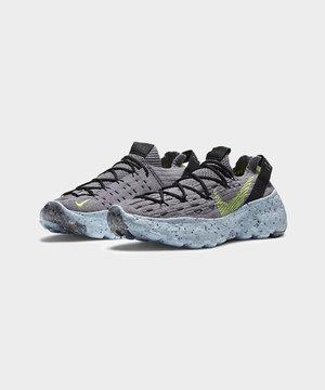 Nike Nike Space Hippie 04 Grey Volt Black