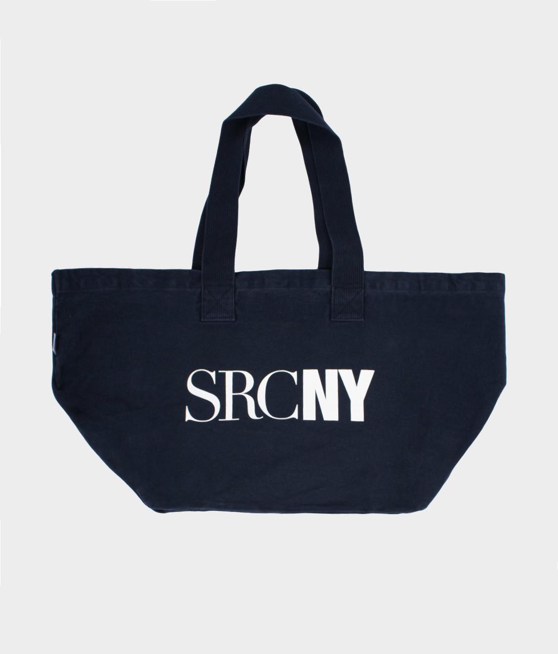 Sporty and Rich SR SRCNY Tote Navy