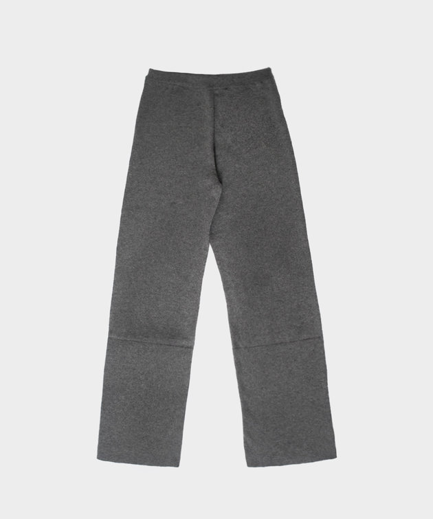Libertine Libertine Libertine Libertine Trousers Relax Grey Melange