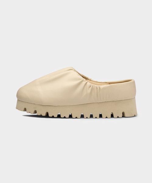 Yume Nawa Camp Shoe Low Beige
