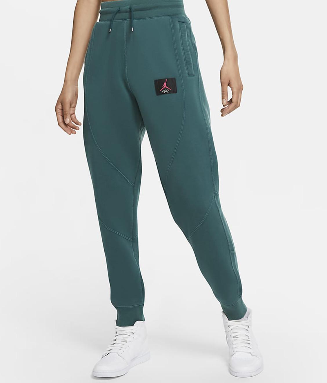 Nike Jordan Flight Fleece Trousers Atomic Teal