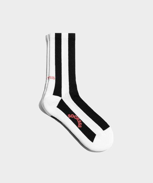 Socksss Tennis Stripes Offside