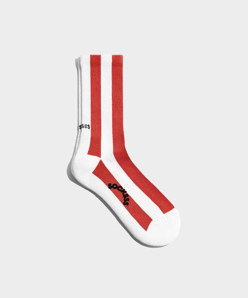 Socksss Tennis Stripes Polka