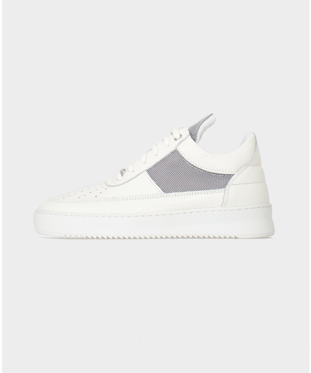 Filling Pieces Filling Pieces Low Top Ripple Game White