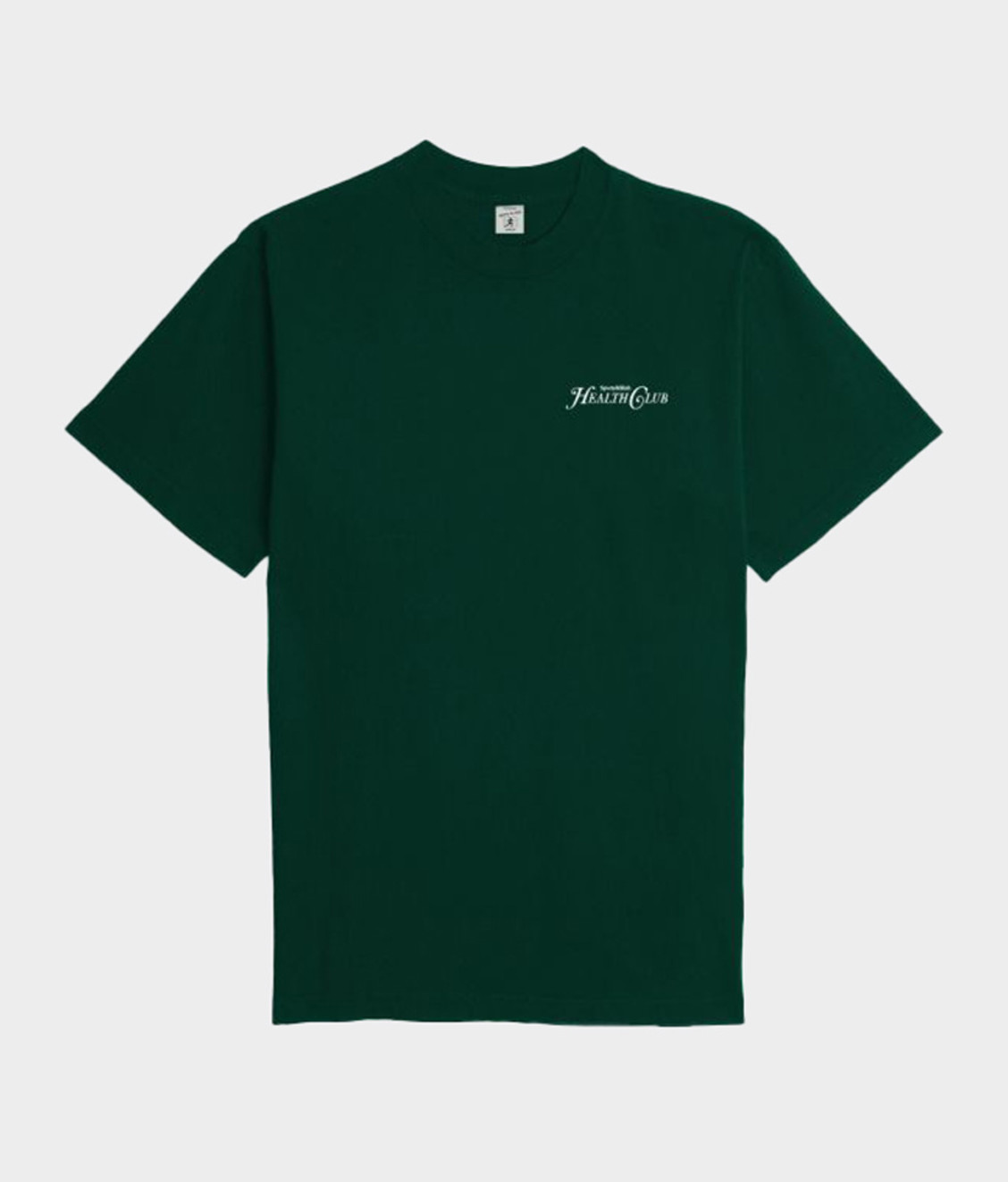 Sporty and Rich Sporty & Rich Rizzoli T-Shirt Forest Green