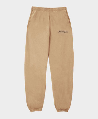 Sporty and Rich Sporty & Rich Rizzoli Sweatpant Camel