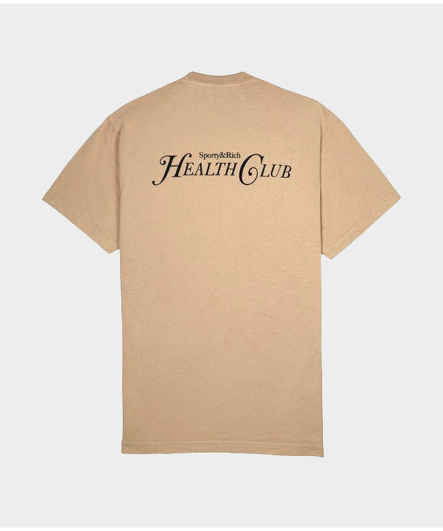 Sporty and Rich Sporty & Rich Rizzoli T-Shirt Camel