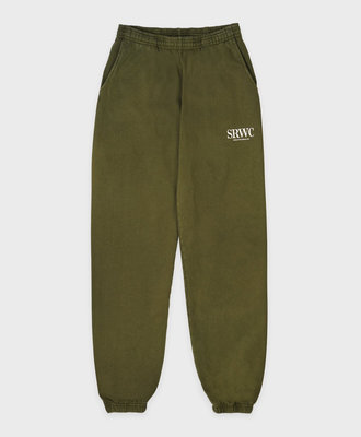Sporty and Rich Sporty & Rich Upper East Side Sweatpant Olive