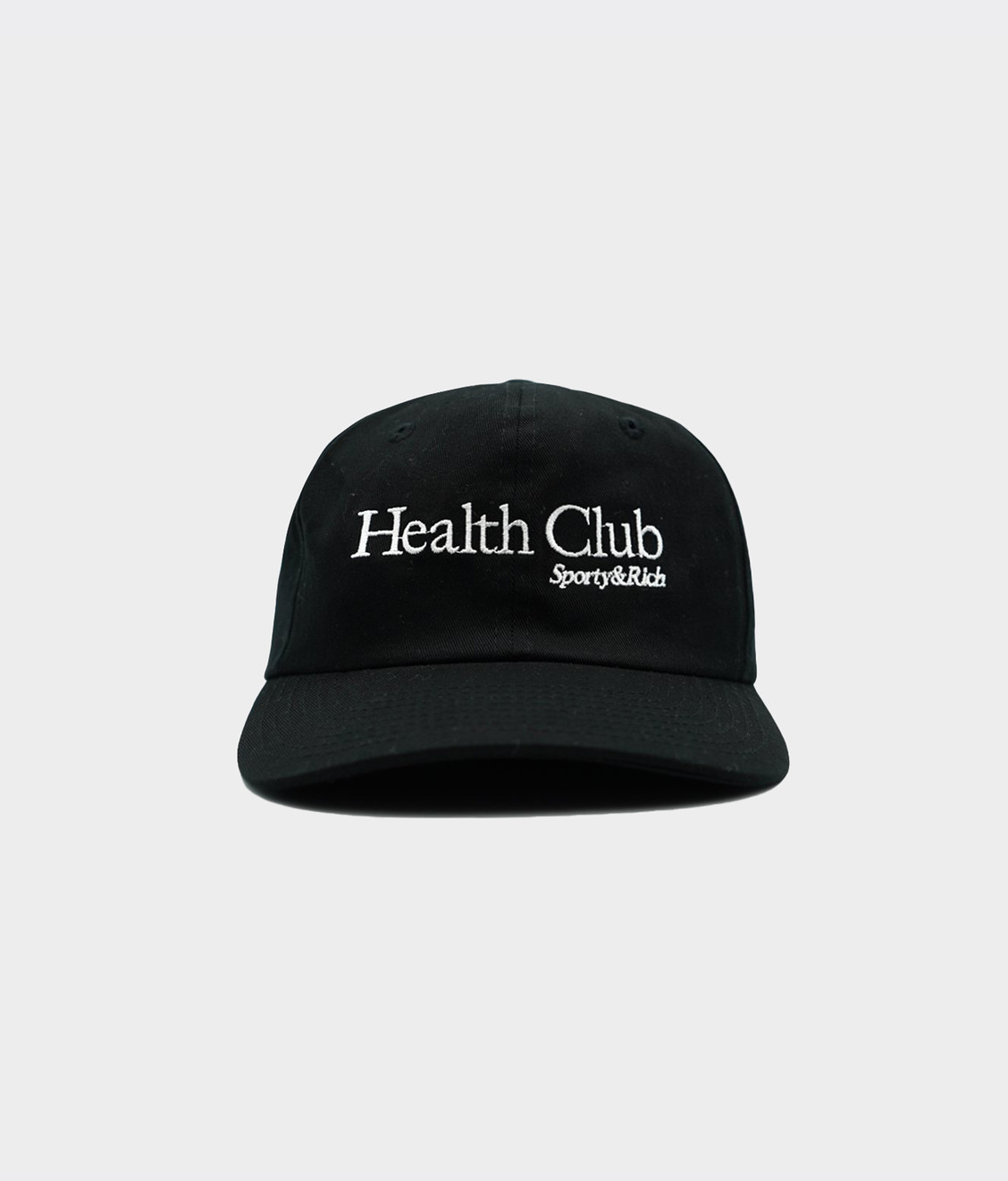Sporty and Rich Sporty & Rich Health Club Hat Black
