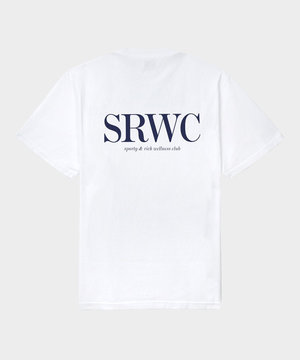 Sporty and Rich Sporty & Rich Upper East Side T Shirt White