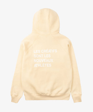 The New Originals TNO CATNA Hoodie French Creme