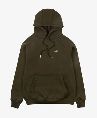 The New Originals TNO CATNA Hoodie Dark Green