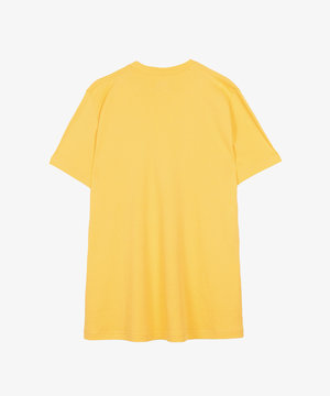 The New Originals TNO CATNA Circle Tee Yellow