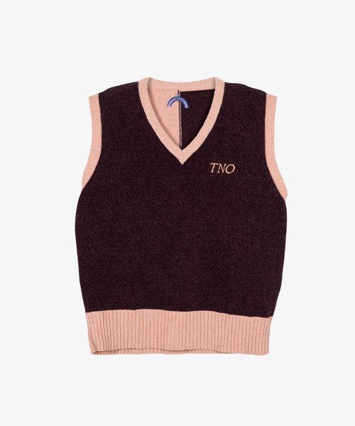 TNO Square Pullover Knit Lavendel