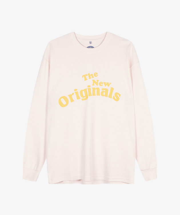 The New Originals TNO Workman Longsleeve Pink