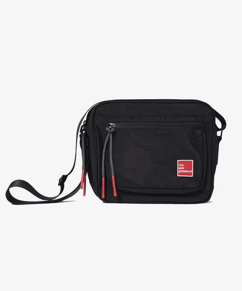 TNO 9 Dots Messenger Bag Black