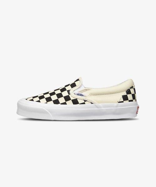 Vans Vault OG Slip-On Checkerboard