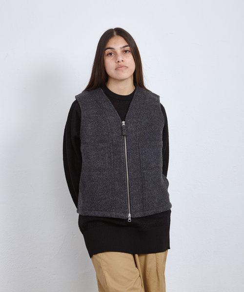 POP Wizard Vest Boiled Wool