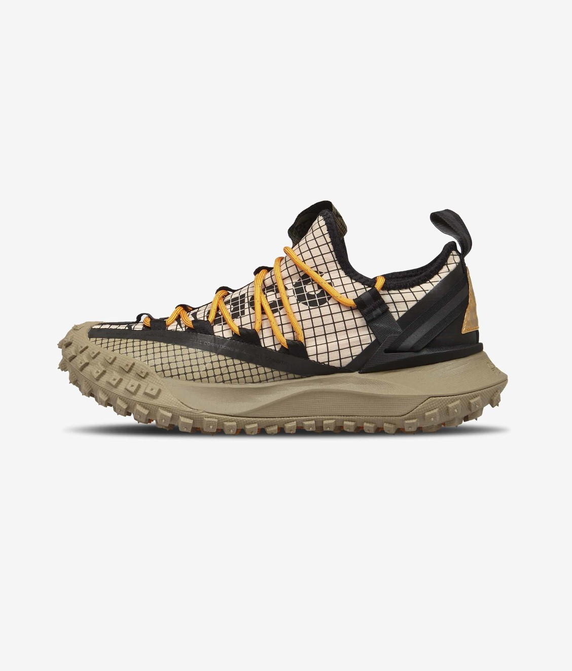 Nike Nike ACG Mountain Fly Low Fossil Stone/Black