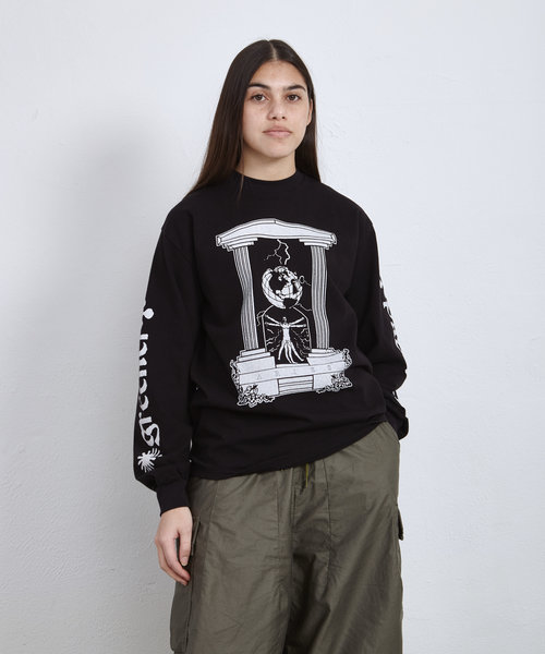 Aries Biology LS Tee Black