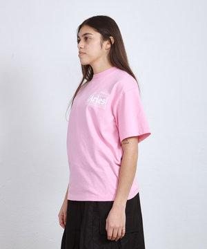Aries Aries Temple SS Tee Pink