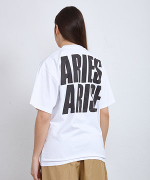 Aries Aries They Live Short Sleeve Tee White