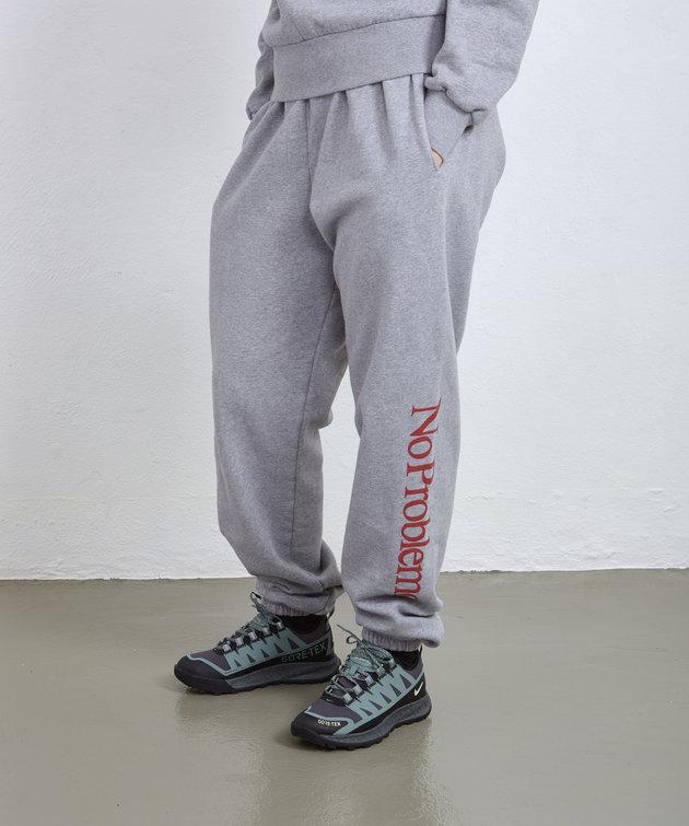 Aries Aries No Problemo Sweatpant Grey