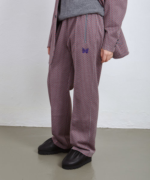 Needles Track Pant Poly Jq. Windmill