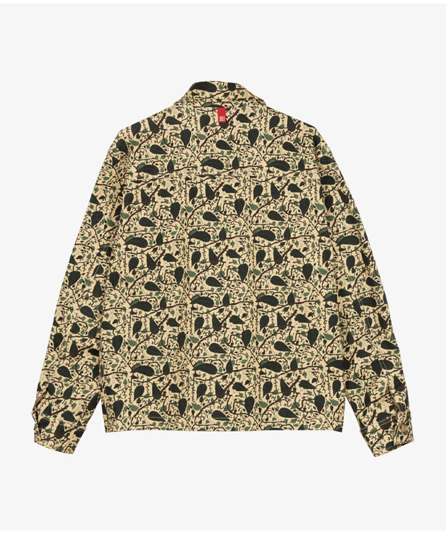 The New Originals TNO Multi Pocket Jacket Freddy Forest