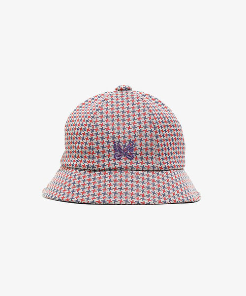 Needles Bermuda Hat Poly Jq. Windmill