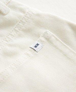 Wood Wood Wood Wood Ilo Jeans Off-White