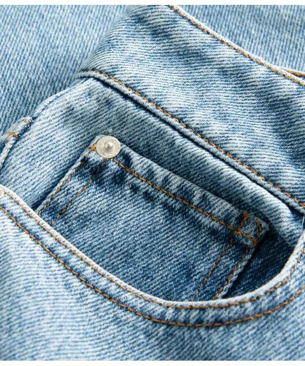Wood Wood Wood Wood Ilo Jeans Heavy Vintage Wash