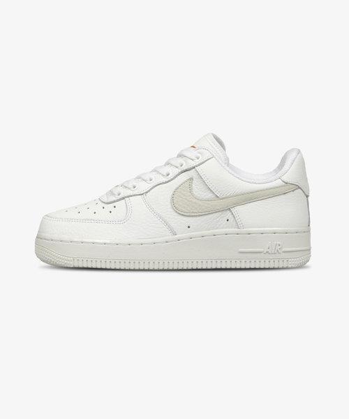 Nike Air Force 1 '07 Light Bone White Solar/Flare Starfish