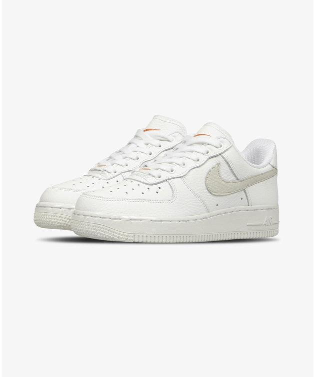 Nike Nike Air Force 1 '07 Light Bone White Solar/Flare Starfish
