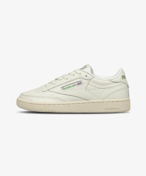 Reebok Club C 85 Chalk White/Green