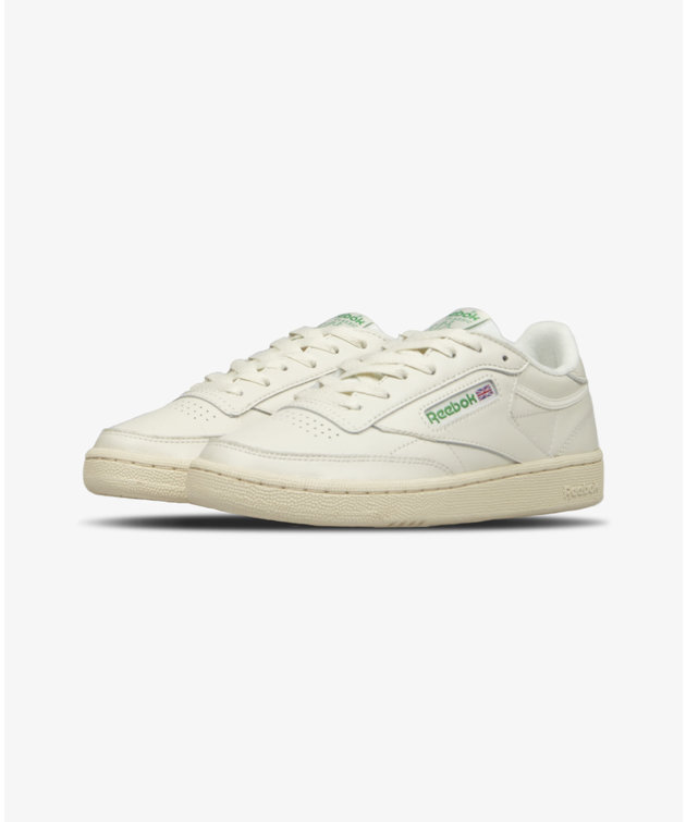 Reebok Reebok Club C 85 White Green