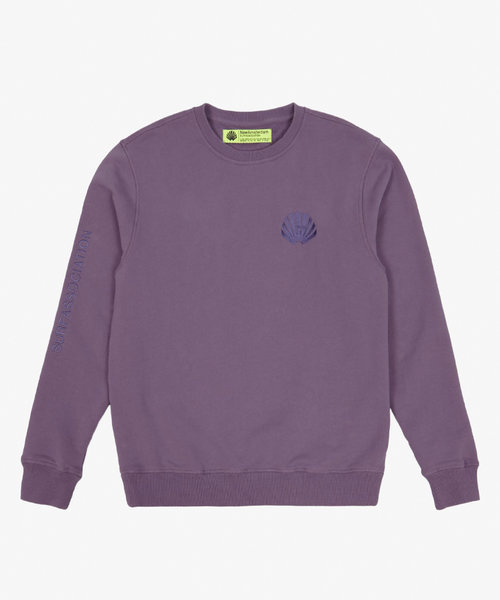 New Amsterdam Logo Sweat Grape