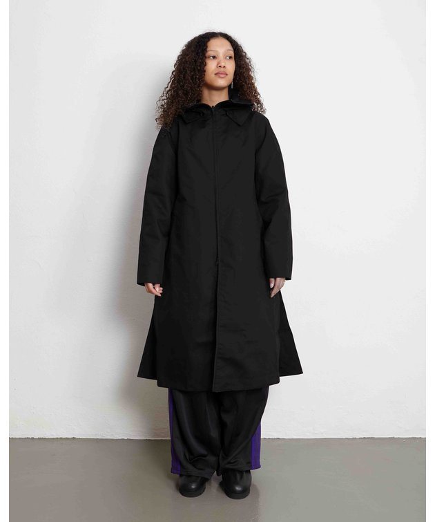 Y-3 Y-3 W Classic Bonded Racer Hooded Trench Black