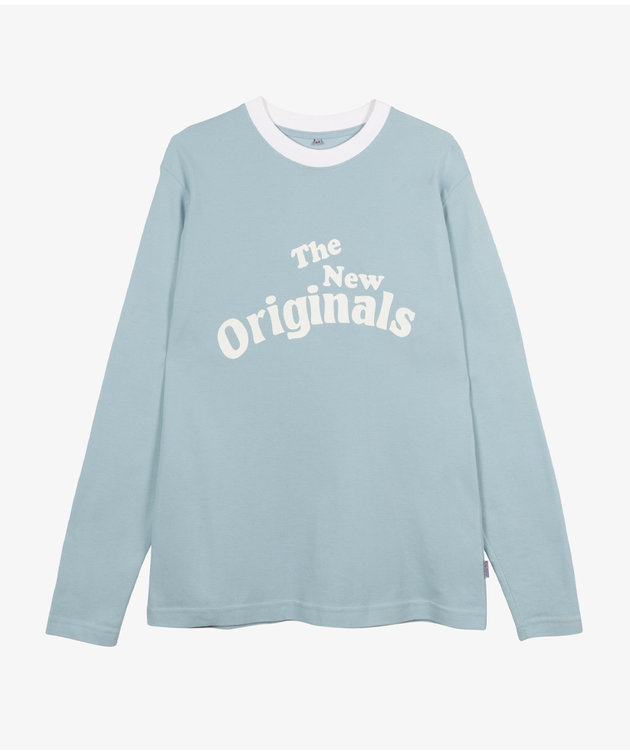 The New Originals TNO Workman Longsleeve Blue