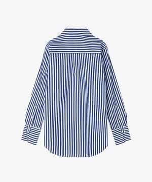 Libertine Libertine Libertine Chablis Shirt Royal Stripe