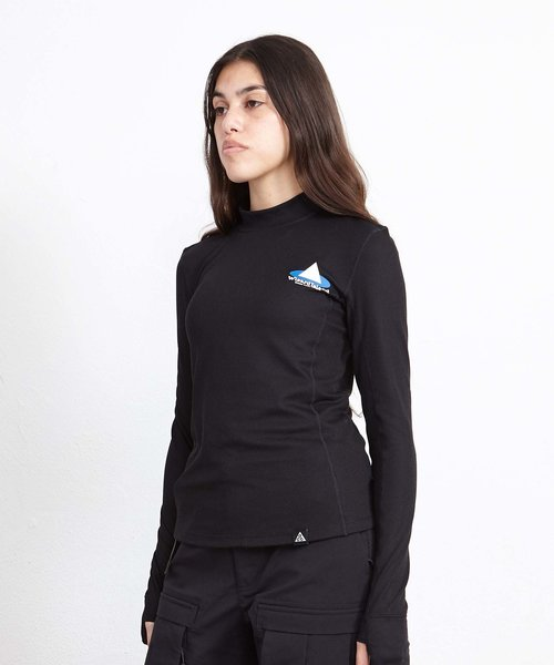 Nike ACG Wizard Island Long Sleeve Black