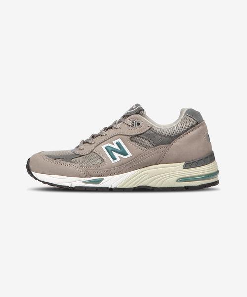 New Balance W991 ANI Grey