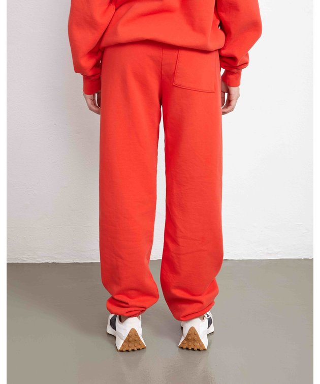 Sporty and Rich Sporty & Rich Sports Sweatpants Cherry